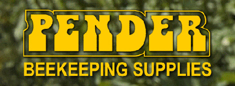 Pender Beekeeping Supplies Australia Mobile Logo